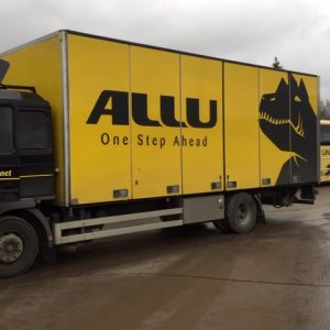 RDW cements their partnership with ALLU transformer by gaining a 2020 dealer award.