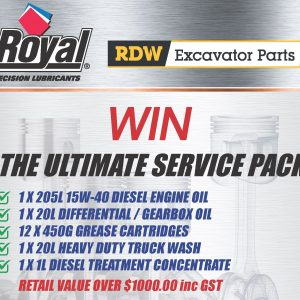 Win The Ultimate Service Pack