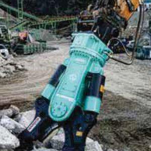 Everdigm Demolition Attachments