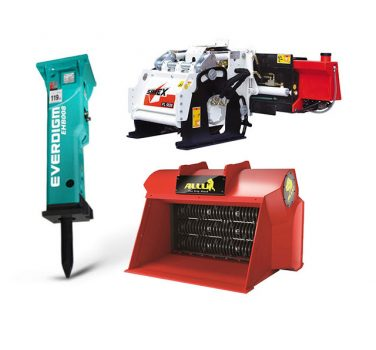 machinery and machinery parts