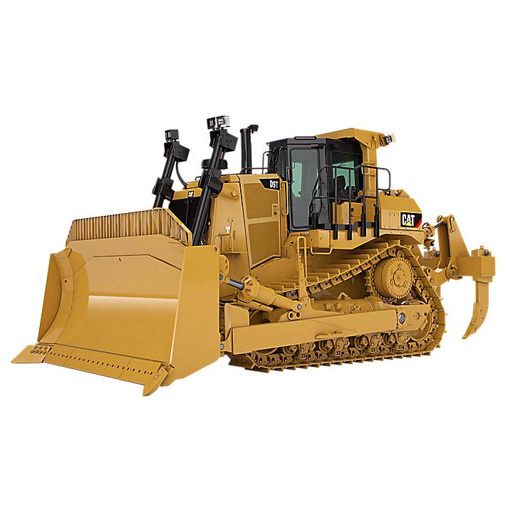 caterpillar earthmover