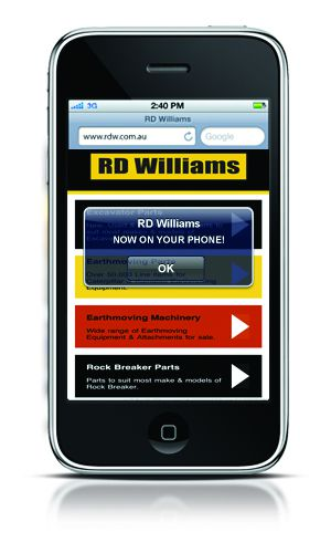 RD Williams Smartphone