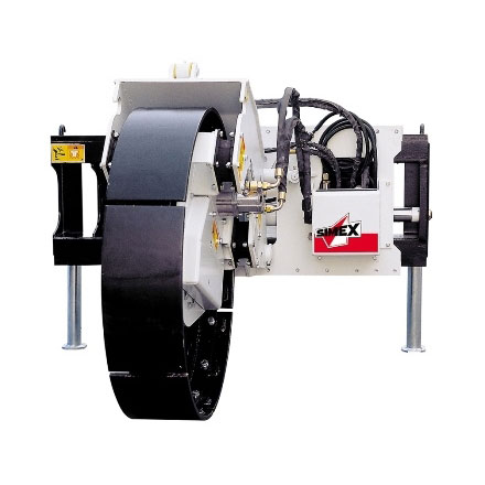 Simex Vibrating Compactor Wheel