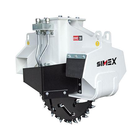 Simex Wheel Saw - Fixed